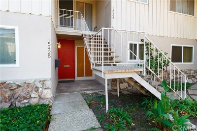 Torrance Condo/Townhouse For Sale: 18425 Van Ness Avenue