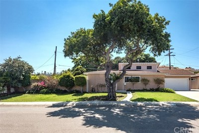 Torrance Single Family Home Active Under Contract: 3246 Cricklewood Street