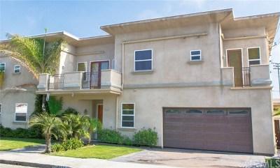 Redondo Beach Condo/Townhouse For Sale: 2620 Huntington Lane