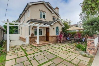 El Segundo Single Family Home Active Under Contract: 715 Virginia Street