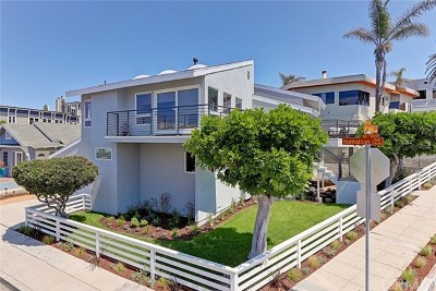 Los Angeles County Single Family Home For Sale: 201 24th Street