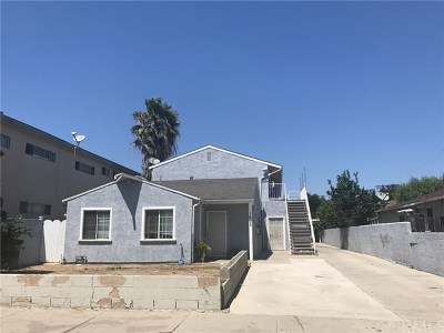 Torrance Multi Family Home For Sale: 1605 W 206th Street