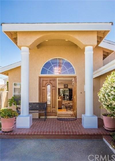 Gardena Single Family Home For Sale: 17022 S Berendo Avenue