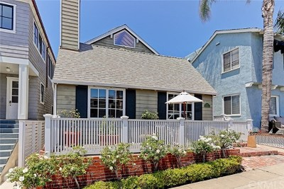 Hermosa Beach Single Family Home For Sale: 221 28th Street