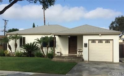 Norwalk CA Single Family Home For Sale: $550,000
