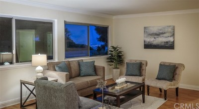 Palos Verdes Estates, Rancho Palos Verdes, Rolling Hills Estates Condo/Townhouse For Sale: 5700 Ravenspur Drive #311