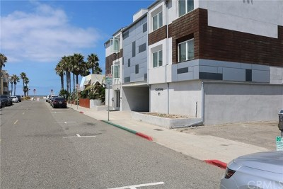Hermosa Beach Single Family Home For Sale: 64 15th Court