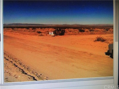 Helendale CA Residential Lots & Land For Sale: $17,000