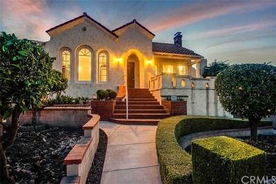 San Pedro CA Single Family Home For Sale: $740,000