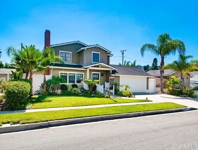 Los Angeles County Single Family Home For Sale: 1808 Velez Drive