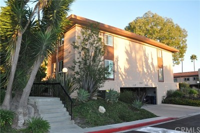 Rancho Palos Verdes Condo/Townhouse Active Under Contract: 5947 Armaga Springs Road #I