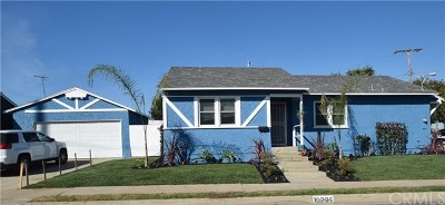 Lawndale Single Family Home For Sale: 4502 W 167th Street