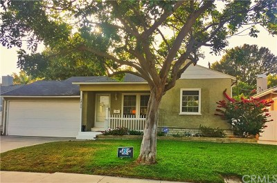El Segundo Single Family Home For Sale: 719 Maryland Street