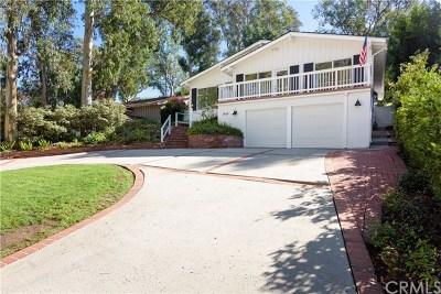 Palos Verdes Estates Single Family Home For Sale: 3620 Palos Verdes Drive N