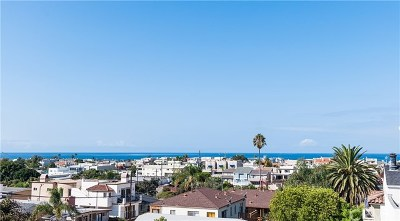 Hermosa Beach Condo/Townhouse For Sale: 724 9th Street