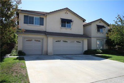 Corona Single Family Home For Sale: 276 Sunburst Lane