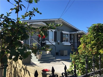 San Pedro CA Multi Family Home Active Under Contract: $399,900