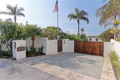 Los Angeles County Single Family Home For Sale: 2805 Tennyson Place