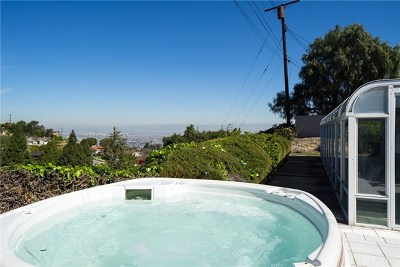 Rancho Palos Verdes Single Family Home For Sale: 27037 Woodbrook Road