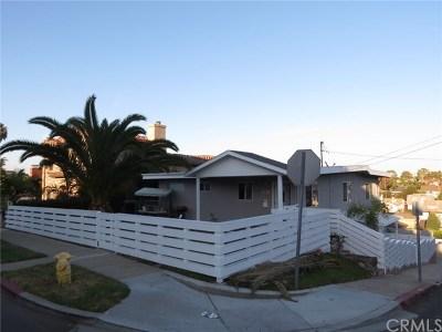 El Segundo Multi Family Home For Sale: 836 Sheldon Street