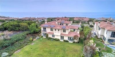Rancho Palos Verdes CA Single Family Home For Sale: $4,999,999