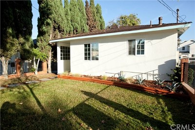 Lawndale Single Family Home For Sale: 4425 W 171st Street