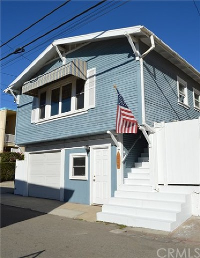 Hermosa Beach Rental For Rent: 1648 Palm Drive