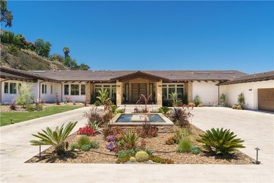 Los Angeles County Single Family Home For Sale: 3 Appaloosa Lane