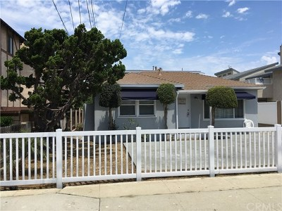 Redondo Beach Multi Family Home For Sale: 2607 Rockefeller Lane