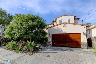 Manhattan Beach Single Family Home For Sale: 1653 2nd Street