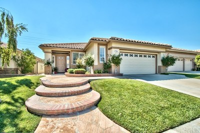 Banning CA Single Family Home For Sale: $399,000