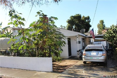 Inglewood CA Single Family Home For Sale: $795,000