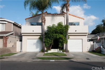 Hermosa Beach Single Family Home For Sale: 1754 Valley Park Avenue