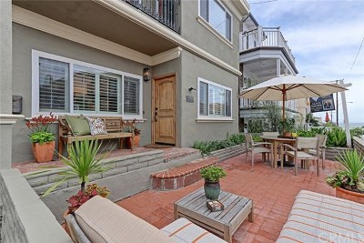 Hermosa Beach Single Family Home For Sale: 330 28th Street