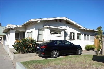 Santa Ana Single Family Home For Sale: 309 E 17th Street