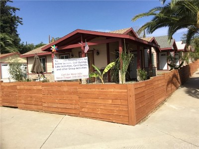 Lake Elsinore Single Family Home For Sale: 103 N Poe Street