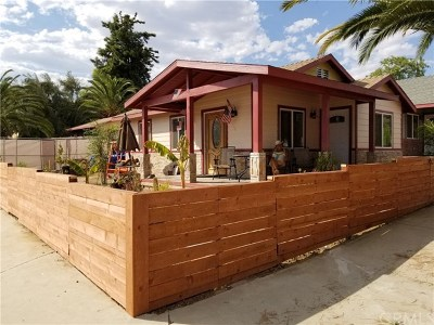 Lake Elsinore Single Family Home For Sale: 105 N Poe Street