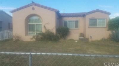 Lynwood Single Family Home For Sale: 3263 Burton Avenue
