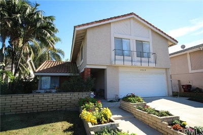 Santa Ana Single Family Home For Sale: 2909 S Center Street