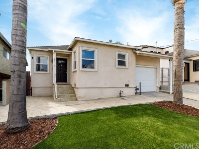 San Pedro Single Family Home For Sale: 845 W Elberon Avenue