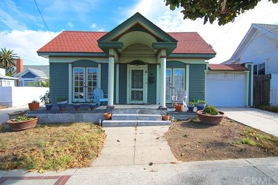 San Pedro Single Family Home For Sale: 3726 S Pacific Avenue