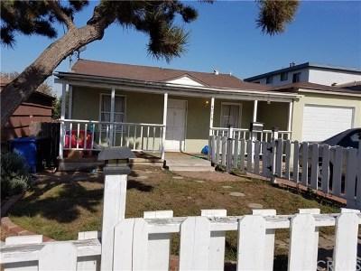 Hawthorne Single Family Home For Sale: 4715 W 141st Street