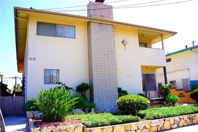 Hawthorne Multi Family Home For Sale: 11708 Birch Avenue