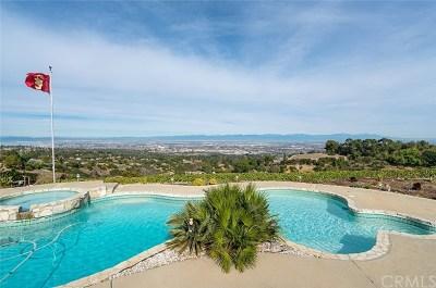 Los Angeles County Single Family Home For Sale: 8 Quail Ridge Road N