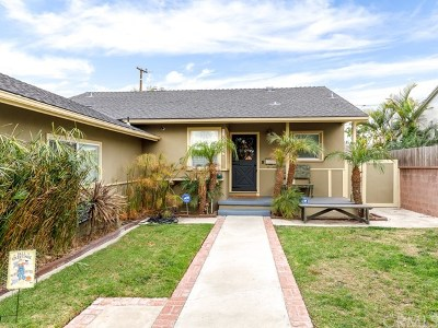 Torrance Single Family Home For Sale: 18334 Faysmith Avenue