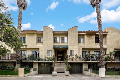Torrance Condo/Townhouse Active Under Contract: 1444 W 227th Street #15