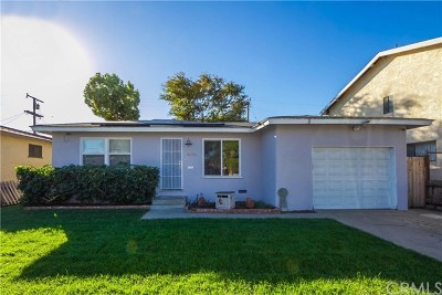 Lawndale Single Family Home For Sale: 4336 W 166th Street