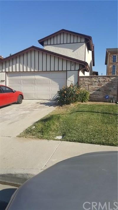 Carson Single Family Home For Sale: 17626 Rainsbury Avenue