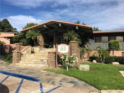 Torrance Condo/Townhouse For Sale: 23320 Marigold Avenue #P202