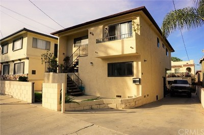 San Pedro Multi Family Home For Sale: 674 W 22nd Street